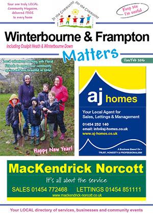 Winterbourne & Frampton Matters